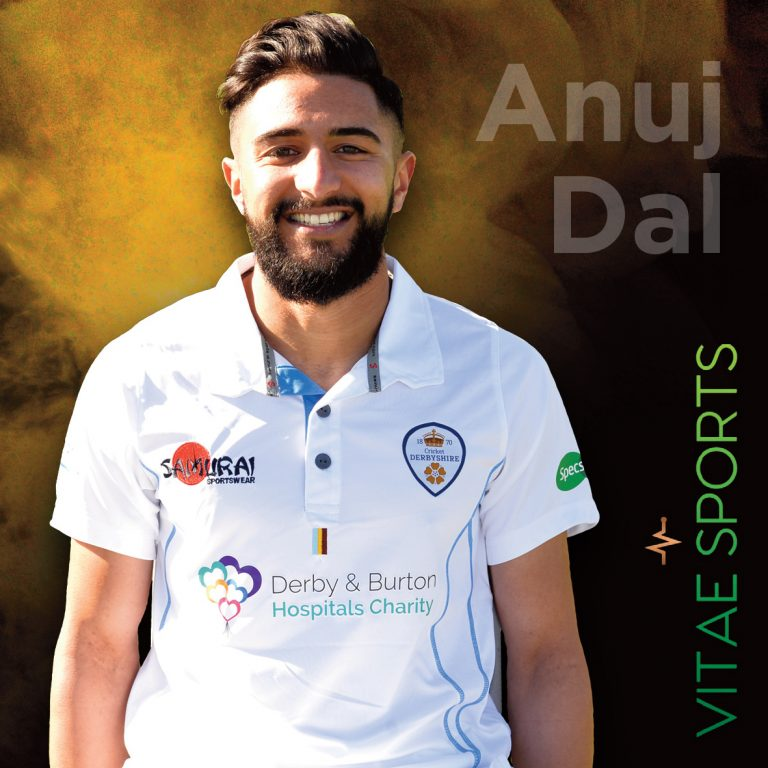 Derbyshire All-Rounder Anuj Dal joins the team