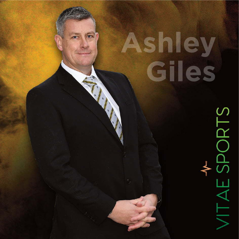 ASHLEY GILES