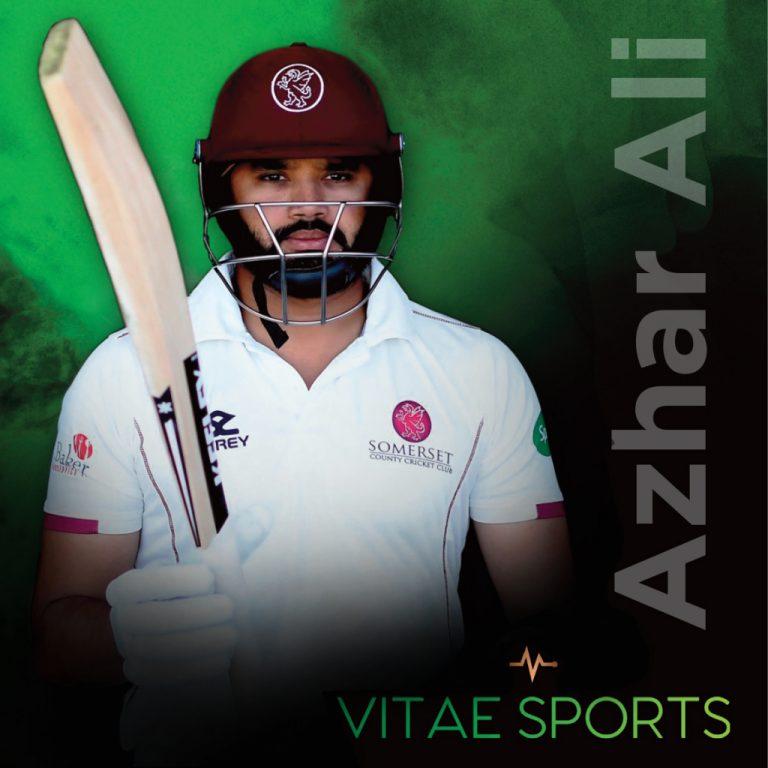 Vitae Star Azhar Ali named Pakistan Test Captain
