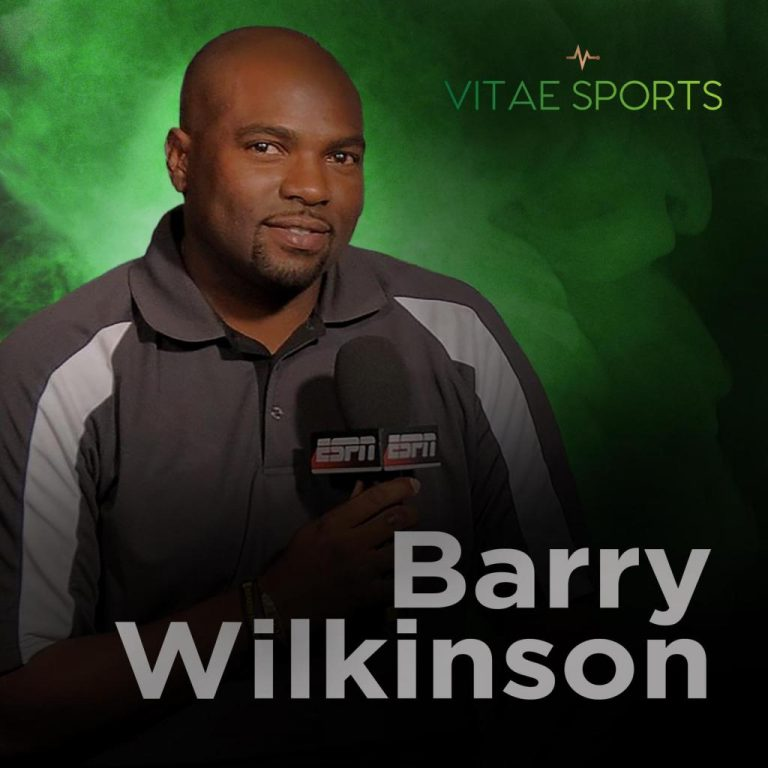 West Indies media star Barry Wilkinson teams up with Vitae Sports