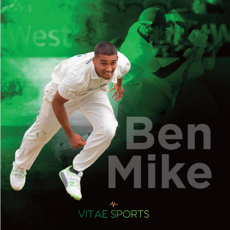 Exciting Leicestershire talent Ben Mike joins the Vitae team