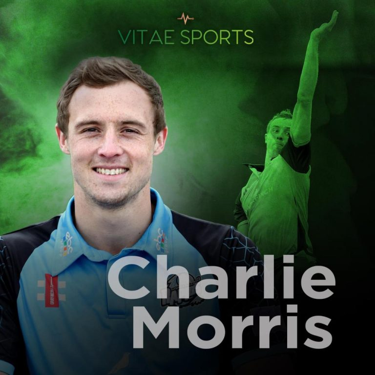 Worcestershire bowler Charlie Morris agrees contract extension
