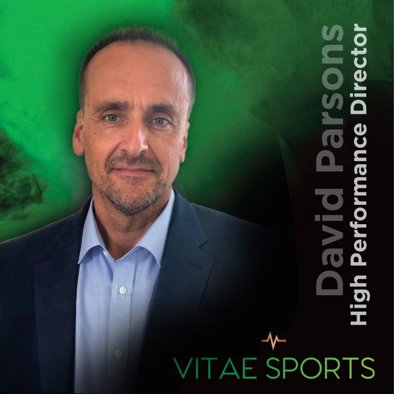 Vitae Sports welcomes former England High Performance Director David Parsons