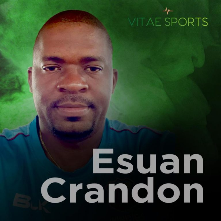 Guyana's multiple title winning coach joins the Vitae Sports family