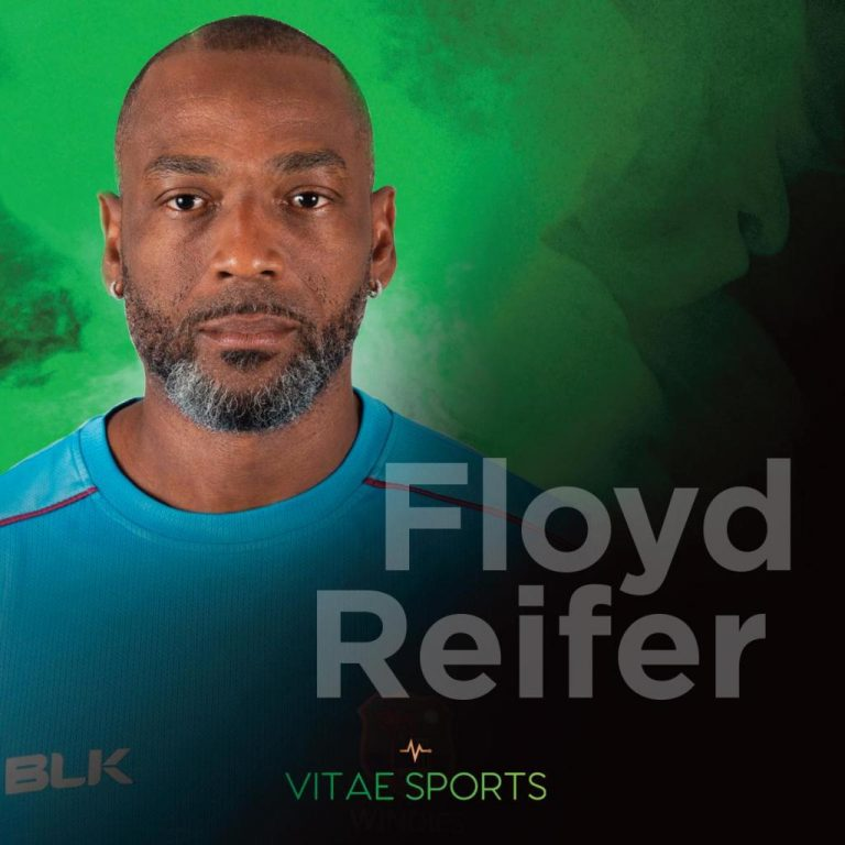 West Indies World Cup Coach joins Vitae Sports
