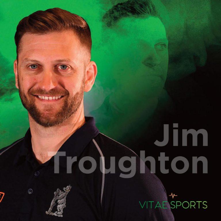 Vitae Sports welcomes Warwickshire Head Coach Jim Troughton to the team