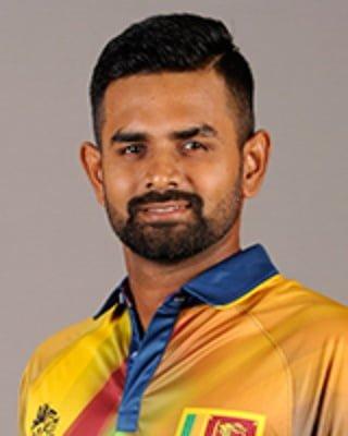 Sri Lanka's Lahiru Thirimanne named ODI captain
