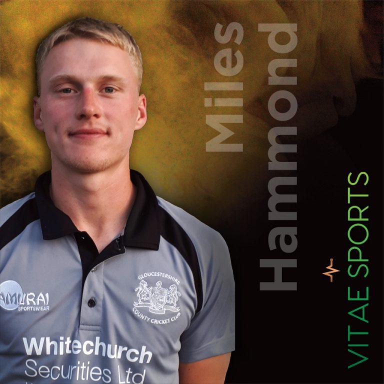 Gloucestershire Hot-Shot Hammond joins Vitae Sports