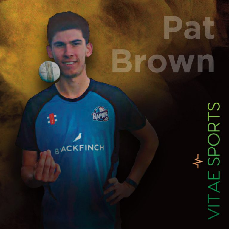 England T20 call up for Pat Brown