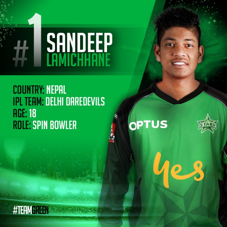 Sandeep returns to Melbourne!