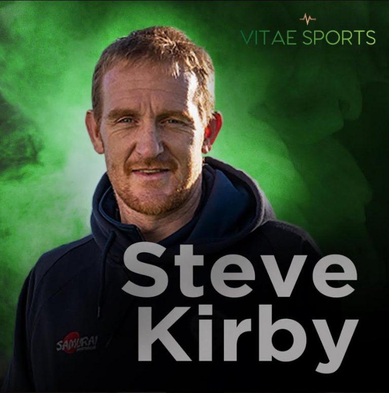 Vitae Sports chart Derbyshire coach Steve Kirby's rise through the ranks