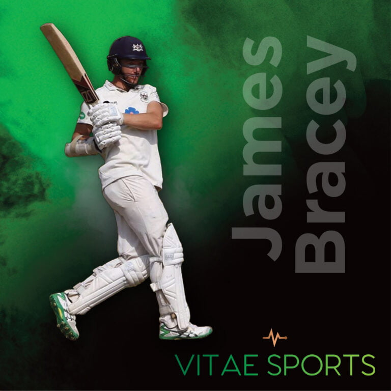 Debut One-Day Century for James Bracey