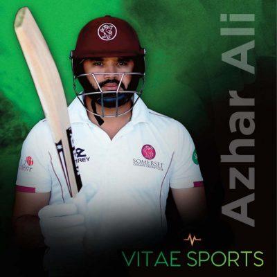 Azhar Ali Vitae Sports